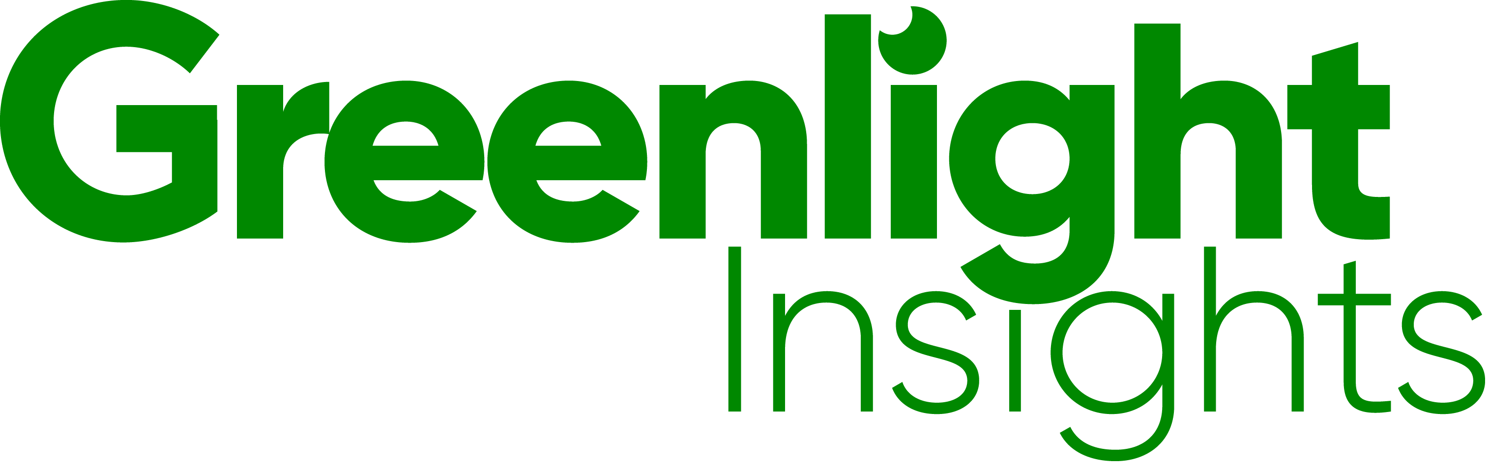 xRS Week 2019 Sponsor - Greenlight Insights